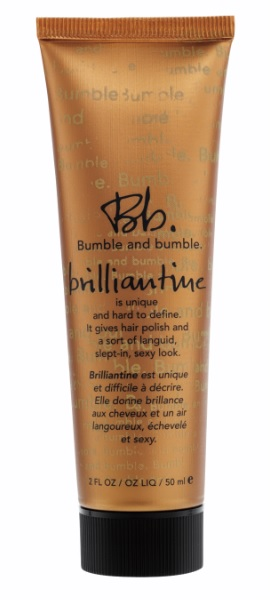 Bumble and bumble – Brilliantine