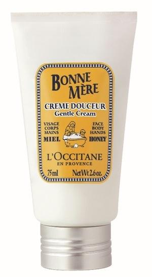 Creme Douceud BONNE MERE Miele_L'Occitane