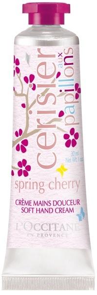 L'OCCITANE - Cerisier Aux Papillons - Creme Mains
