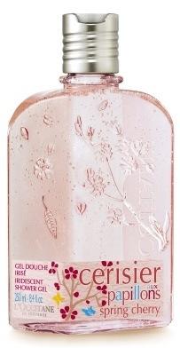 L'OCCITANE - Cerisier Aux Papillons - Gel Douche Irisé