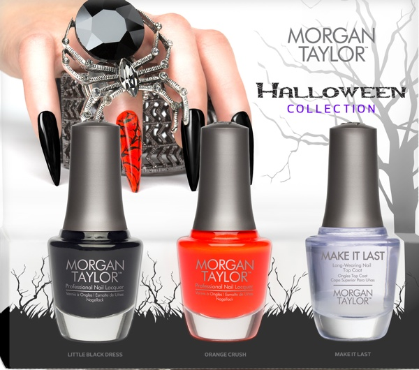 MorganTaylor - Halloween Trio Pack