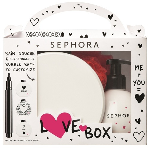 Sephora Love Box