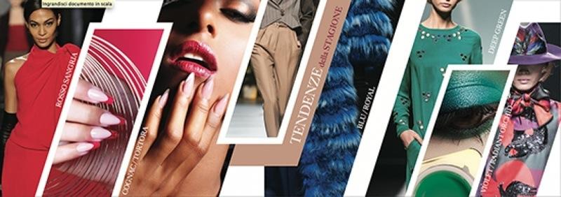 I colori trend di questa stagione per Crystal Nails