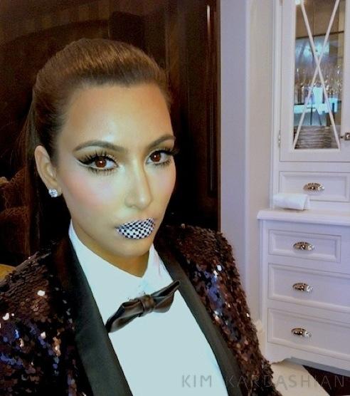 kim-kardashian-violent-lips-look-makeup