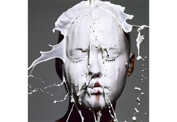 "Irving Penn ""cult-creams"" Vogue Giugno 1996"