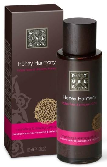Rituals olio da bagno Honey Harmony